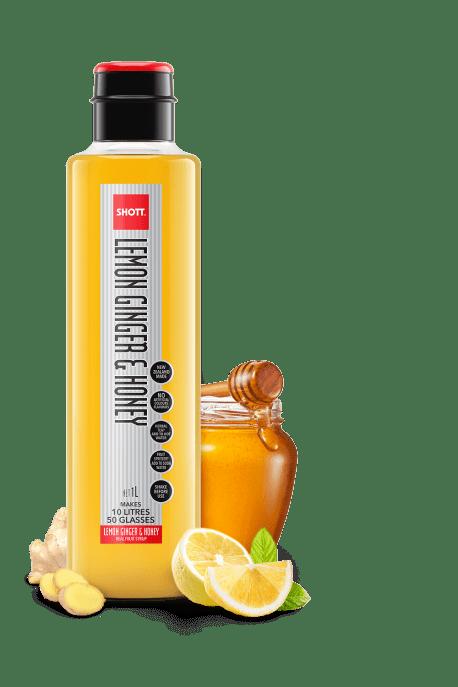 Lemon Ginger & Honey